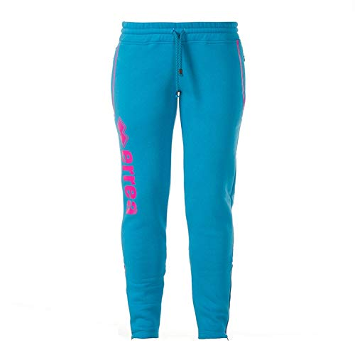 Errea - Pantalon de Sport - Femme Turquoise Turquoise - Turquoise - XS