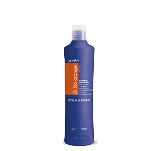 Fanola No Orange Anti-orange Shampoo, 350 ml