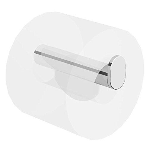 AVENARIUS Papierhalter mit Abrollbremse; Serie free living! HSN 9004715010