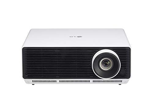 LG ProBeam 4K (3,840x2,160) Laser Projector with 5,000 ANSI Lumens Brightness, 20,000 hrs. Life, 12 Point Warping, & Wireless Connection