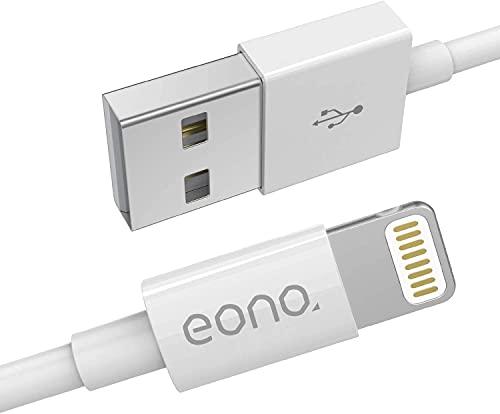 Amazon Brand – Eono Cable Lightning Cable Cargador de iPho