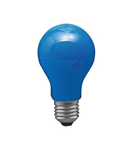 Paulmann 400.44 Agl 40W E27 Glas Blau 40044 Allgebrauchsglühlampe Leuchtmittel Glühlampe