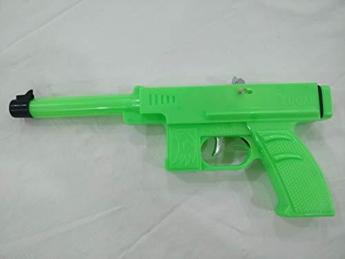Eagle Toy Lugar Pistol Diwali Roll Gun for Kids (Pack of 2)