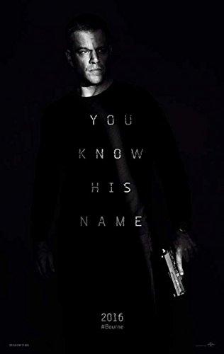 Jason Bourne Movie Poster (68,58 x 101,60 cm)