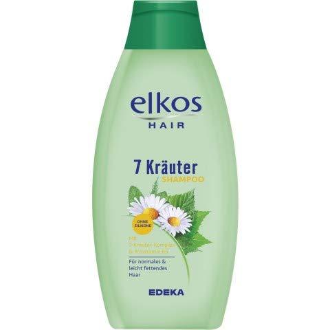 Elkos 7 Kräuter Shampoo & Provitamin B 5 (5)