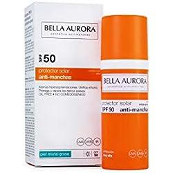 Bella Aurora Protector Solar 50+