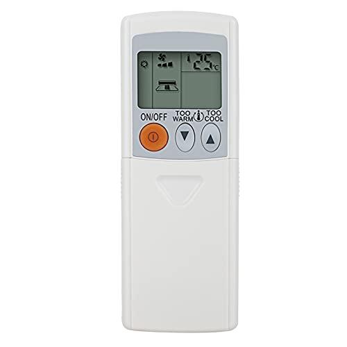 HUYANJUN, Controllo remoto Compatibile con Mitsubishi MSY-A15NA MSY-A15NA-1 MSY-A17NA MSY-A17NA-1 MSZ-GE06NA A/C Condizionatore (Colore : Bianca)
