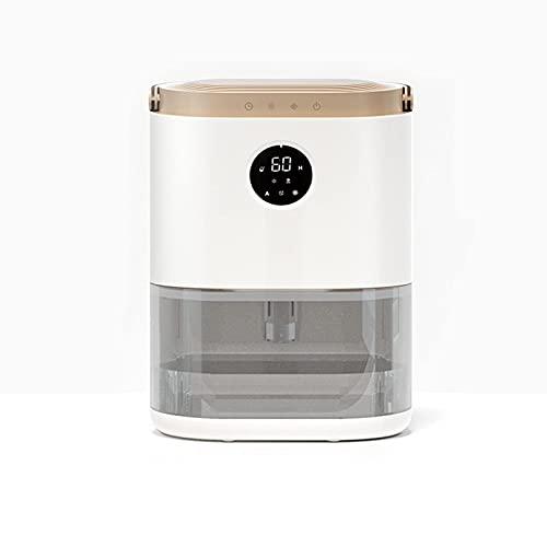 Deumidificatore 2L Home Small Automatic Sbrinting Modalità Sleep Sleeping è molto adatta per la camera da letto della camera da letto soggiorno cucina