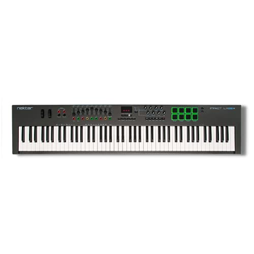 Nektar Impact LX88+ Controlador MIDI