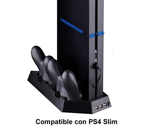 Support vertical PS4 Paide