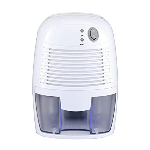 HOSTIC Mini Dehumidifier Auto Shut Off Portable for Home Office Bedroom(Purple)