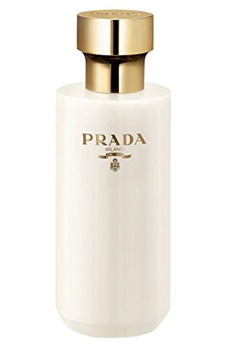 小人爆風乳白La Femme Prada (ラ フェム プラダ) 6.7 oz (200ml) Shower Cream for Women