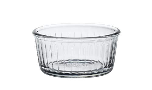 DURALEX - Ramequins x 4 en verre empilables 8,5 cm *