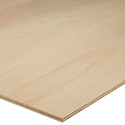 """Artlicious 1/8"""" (3mm) - 12x12 Baltic Birch Plywood Sheets - 20 Pack"""
