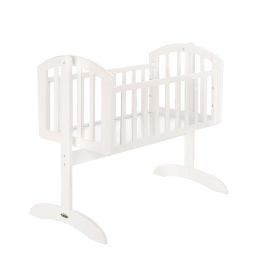 Obaby Sophie Swinging Crib (White)