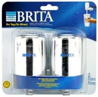 (Package Of 12) Brita FR-200 Chrome Faucet Filters 42618 (2-Pack)