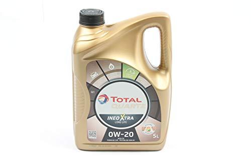 Total Motoröl Motorenöl Schmierung Schmiermittel Quartz Ineo Longlife Fuel Economy 0W-20 5L 206764