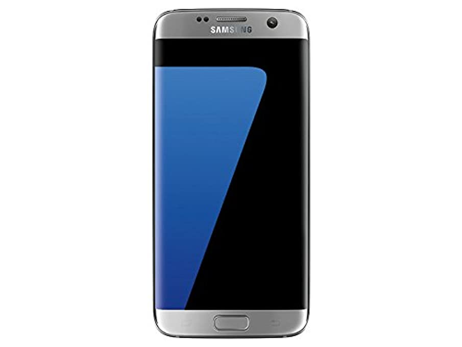 Samsung Galaxy S7 EDGE G935v for Verizon Wireless CDMA - Silver Titanium 32GB (Renewed, Good Condition)