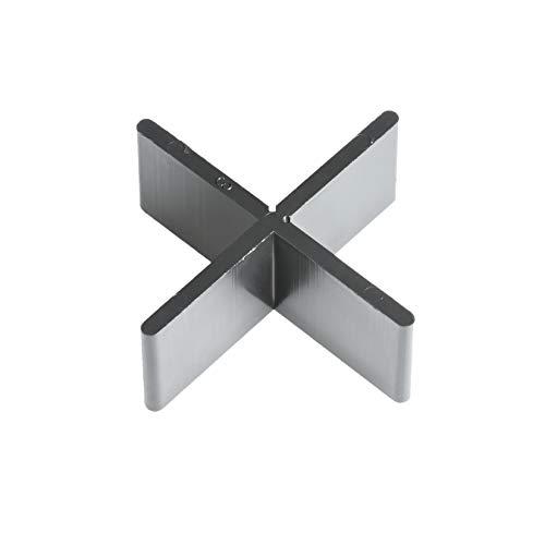 Kemmler Fugenkreuze für Betonplatten mit einem Schenkel abbrechbar (100, 19x4 mm)