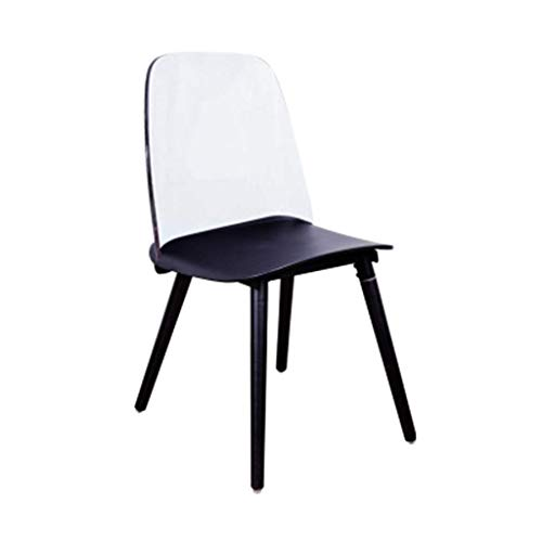 ch-AIR Net Red Nordic Transparent Dining Chair Designer Bar Coffee Shop Dressing Chair Ins Acryl Crystal Crystal Ghost Chair,2
