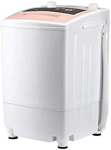 ZY Mini Lavatrice Intelligente Pigro ultrasuoni statica Tecnologia Micro punzonatura Odore sull'eliminazione (Colore: Bianco) LOLDF1