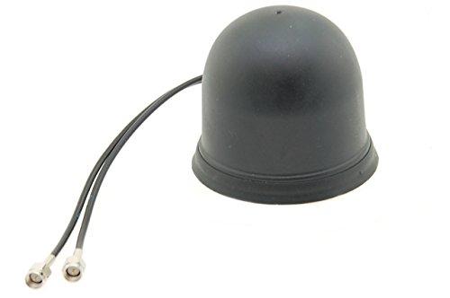 Alda PQ Antenne zur Dachmontage für 2G (GSM), 3G (UMTS), 4G (LTE), WiFi/Bluetooth mit SMA/M Stecker 3 dBi Gewinn