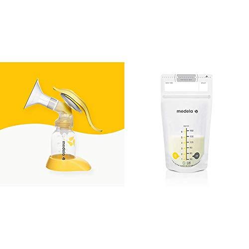 Harmony + Muttermilchbeutel 25