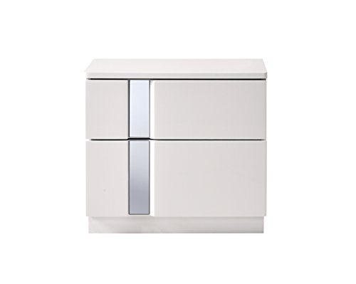 J and M Furniture Palermo Night Stand