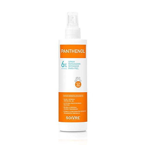Soivre - Spray reparador intensivo Panthenol, 250 ml