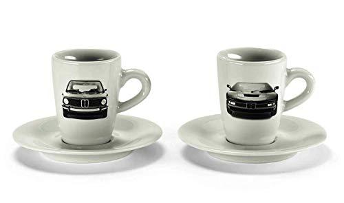 BMW Heritage Espressotassen Set M1/2002