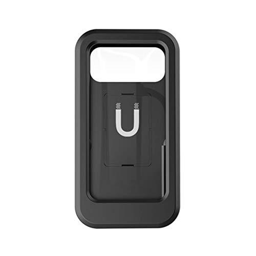 S-TROUBLE Soporte Ajustable Impermeable para Motocicleta, Bicicleta, Soporte para teléfono, Soporte para Moto, Bicicleta, Manillar, Soporte para teléfono Celular, Soporte de Montaje para -iPhone