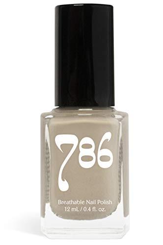 786 Cosmetics Breathable Nail Polish - Vegan Nail Polish, Cruelty-Free, Healthy, Halal Nail Polish, Fast-Drying Nail Polish (Baghdad)