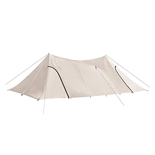 Naturehike 正規品超大型タープテント 防水 紫外線カット 日防ぐ 遮熱 20人ー30人キャンプパーテイー対応 会社の活動対応 携帯便利 収納袋付き アウトドア用