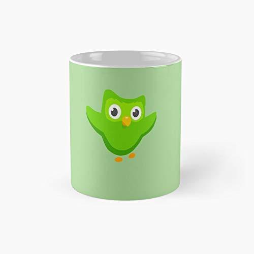 Duo Classic Mug Best Gift Funny Coffee Mugs 11 Oz
