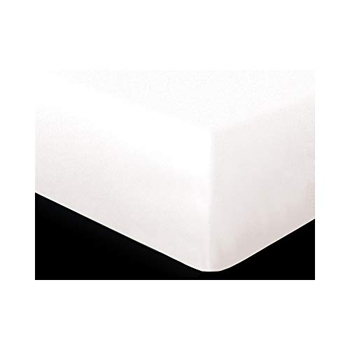 Soleil d'ocre - Protège matelas Imperméable 160X200 50% Coton 50% Polyester
