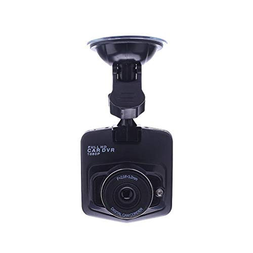 TOMMY LAMBERT Kleiner Driving Recorder Autokamera Video Recorder Mini Dual Lens Kamera Auto Kamera Vorne Hinten Sensor Car Camera HD Autokamera Armaturenbrett Kamera