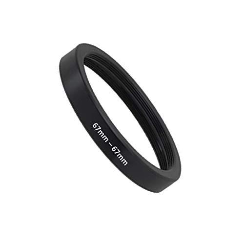 67 mm – 67 mm hembra a hembra, filtro adaptador anillo de embrague 67 – 67 mm
