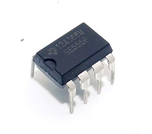 Kostenloser Versand 20 STÜCKE NE555 NE555P NE555N 555 Timer DIP-8