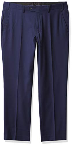 Kenneth Cole REACTION Men's Slim Fit 2 Button Blazers, Bright Blue Windowpane, 40R
