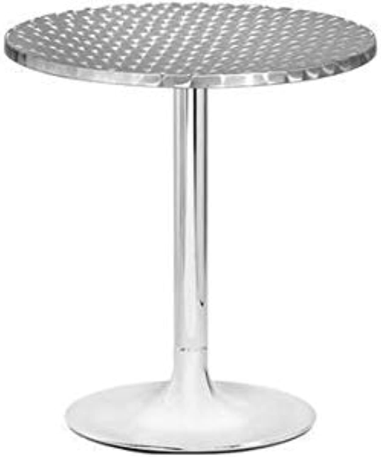 Round Cafe Table Monarch Disc Base [800mm]
