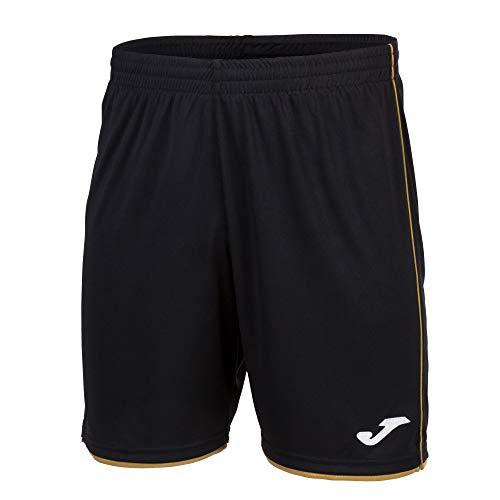 Joma Hose Liga Gold 101302 schwarz Fashion Shorts Corti, 101302_100_L, Schwarz, L