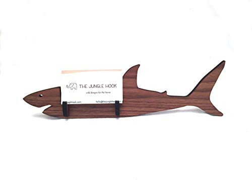 Shark business card holder