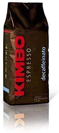 Kimbo decaffeinato chicchi di caffè - 500 grammi - Kimbo decaffeinated coffee beans 500 gr