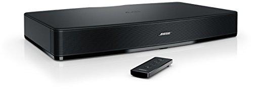 Bose ® Solo TV Sound System inkl. Fernbedienung (50 Watt, Koaxial)