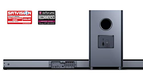 Recensione Sharp HT-SBW800