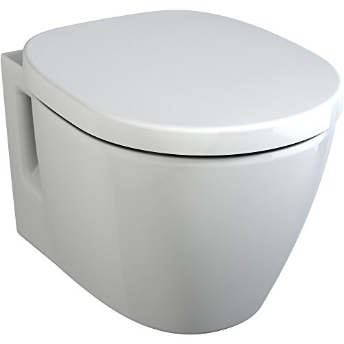 Ideal Standard platzsparendes Tiefspül Wand-WC CONNECT kompakt 360x480x340mm