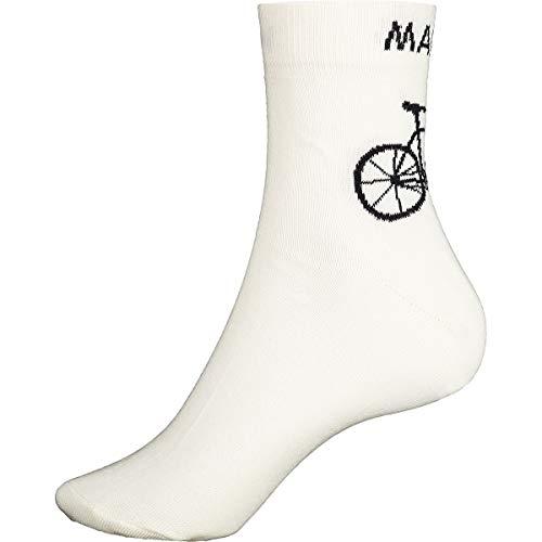 Maloja Larschm. Socken, weiß (Vintage White), 4346