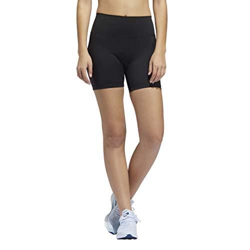 adidas Believe This Short Tight Pantalones Pirata, Negro, Medium para Mujer