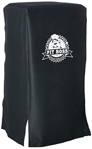 Pit Boss Grills 73322 Electric Smoker Cover, Black