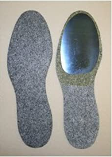 900206 Insole Half Spring Steel .020